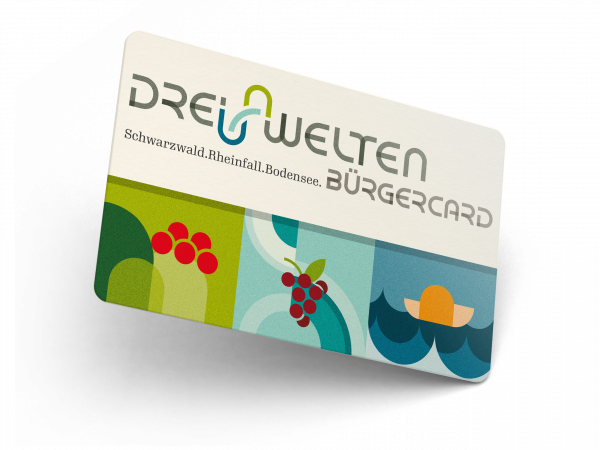 DreiWelten BürgerCard (Erwachsener)